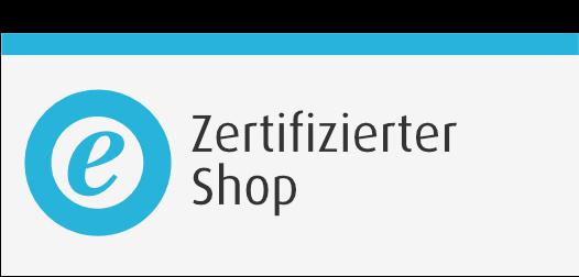 Zertifizierter Shop